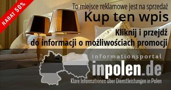 Moderne Hotels in Posen 50 02